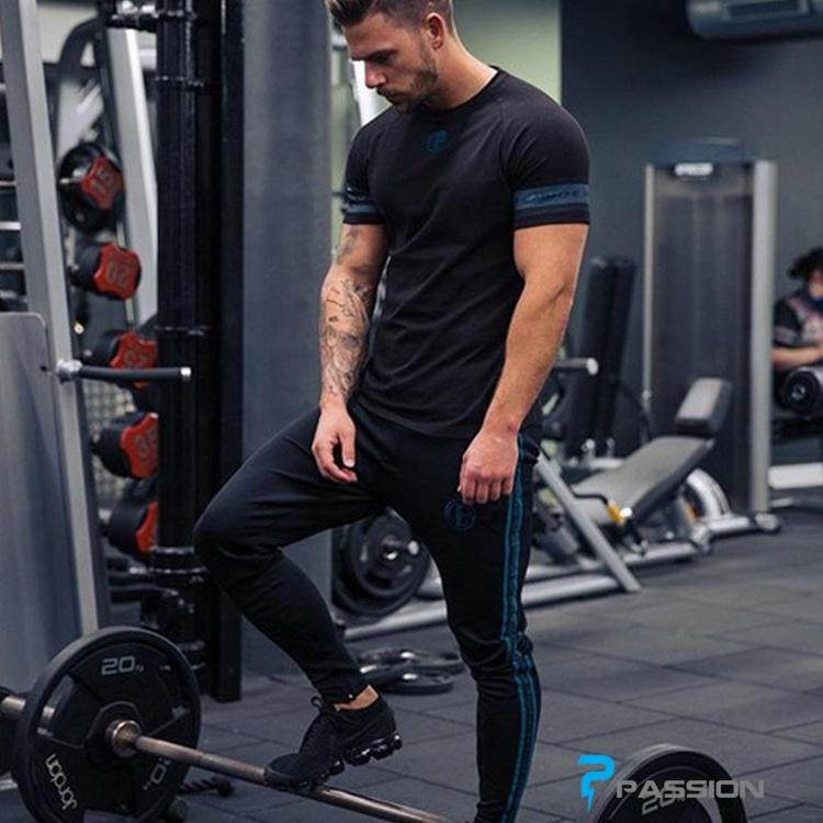 Áo body tập gym nam One Athletic cao cấp A102