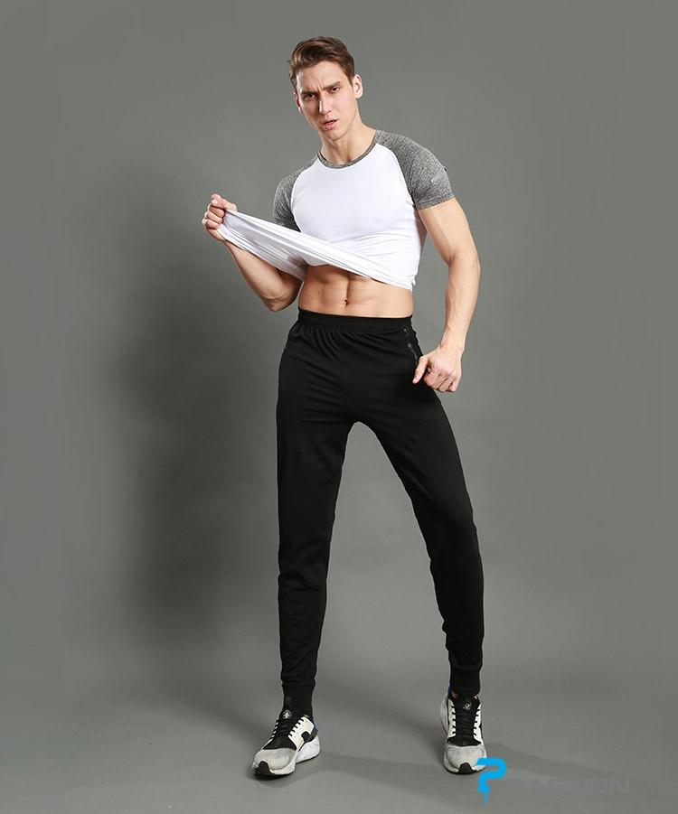 Quần Jogger tập gym nam đơn giản Z78