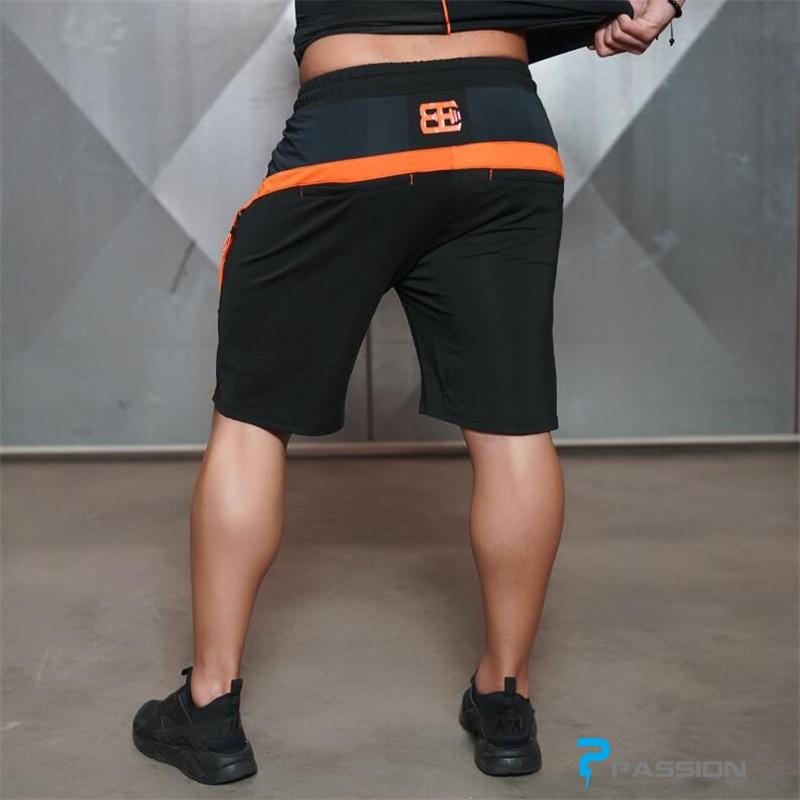 Quần short tập gym nam Body engineers Z08