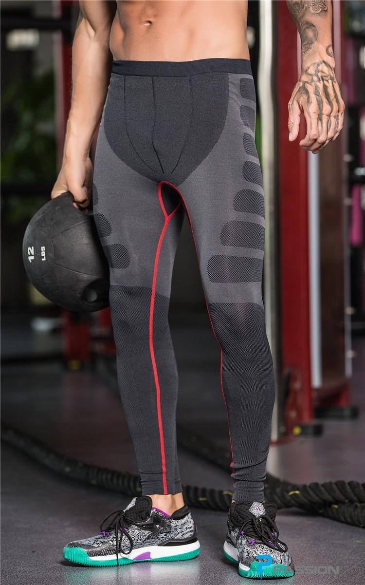 Quần legging  gym nam co dãn tốt Z62