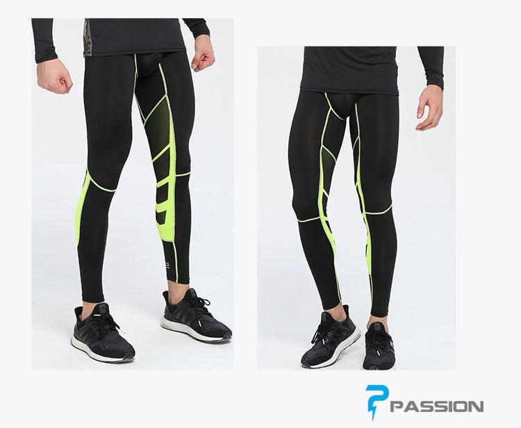 Tổng hợp quần legging tập gym nam màu sắc không đụng hàng