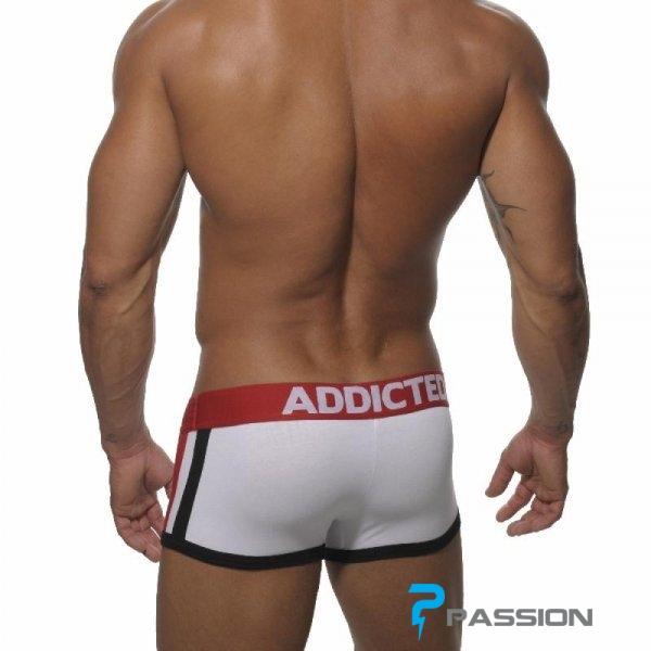Quần lót nam boxer ADDICTED cao cấp QL02 (màu đen)