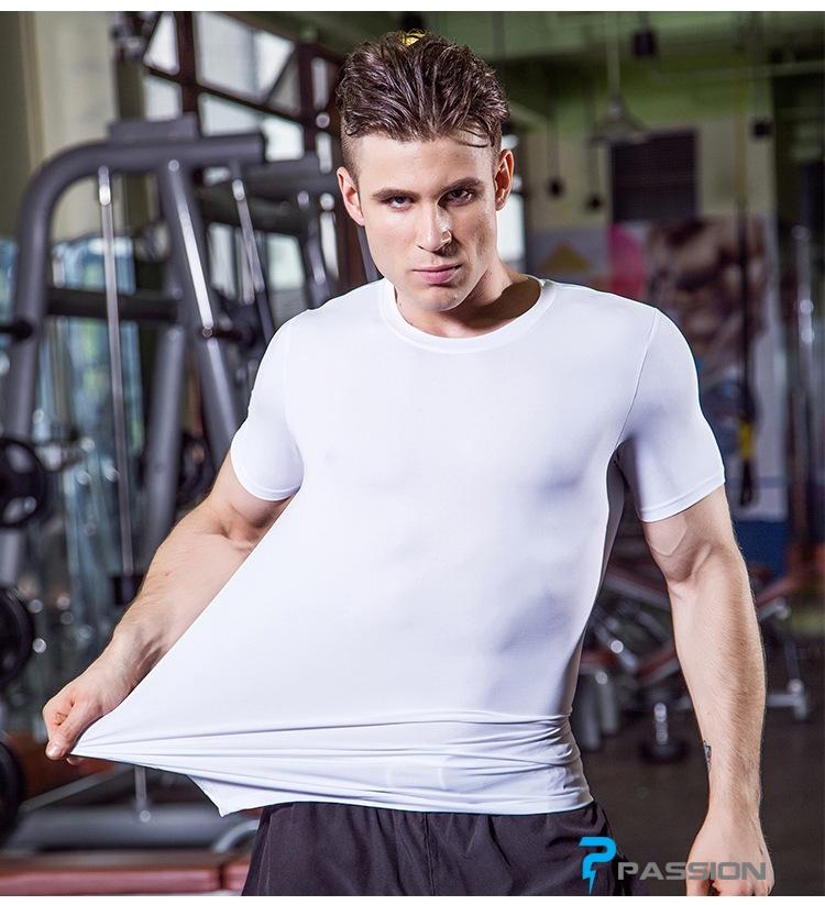Áo thun body tập gym dành cho nam A302