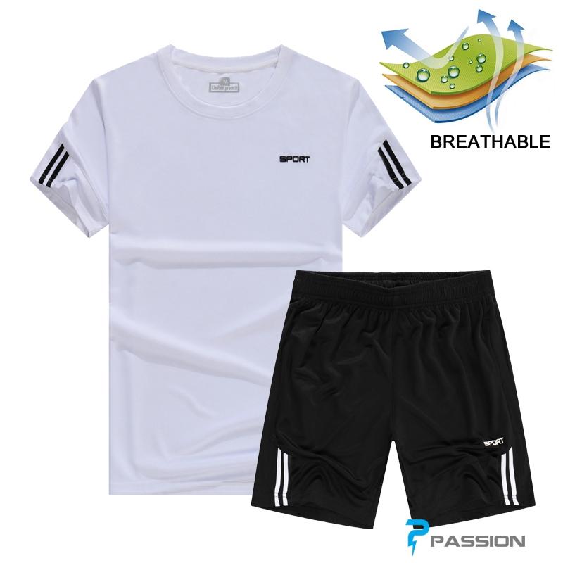 Bộ quần áo thể thao nam SPORT cao cấp QTT1