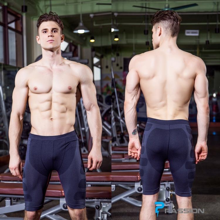 Quần đùi legging tập gym nam cao cấp Z123