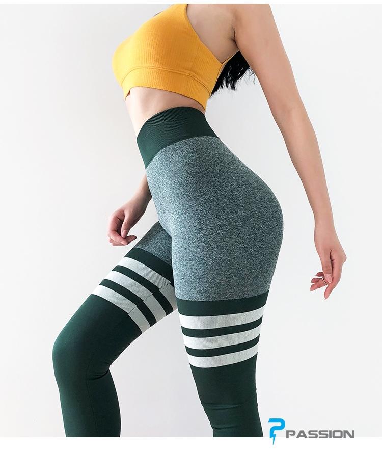 Quần tập gym nữ cao cấp G102 (màu xám)