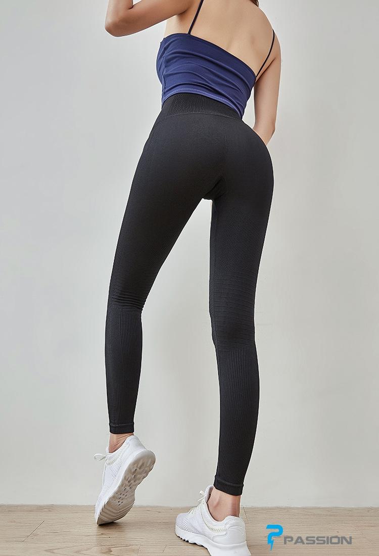 Quần tập gym nữ cao cấp G103 (màu xám)