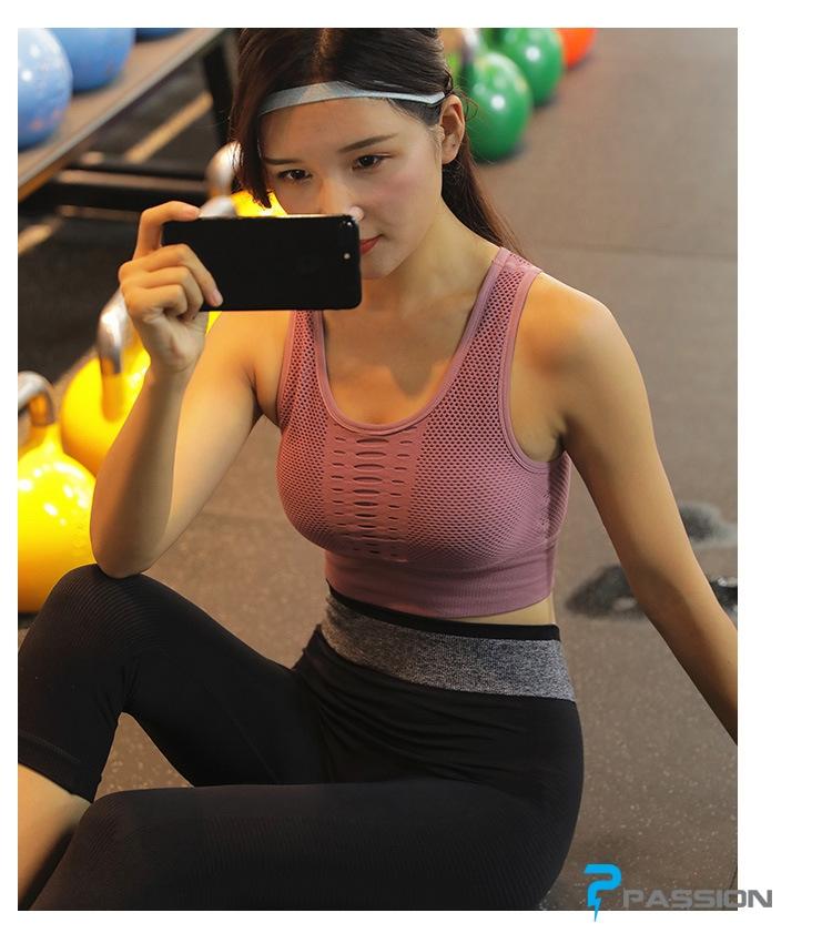 Áo thể thao Gym Yoga  nữ cao cấp G07