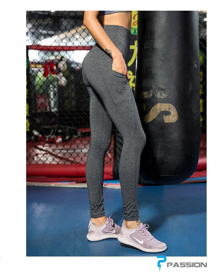 Quần legging gym nữ cao cấp G105
