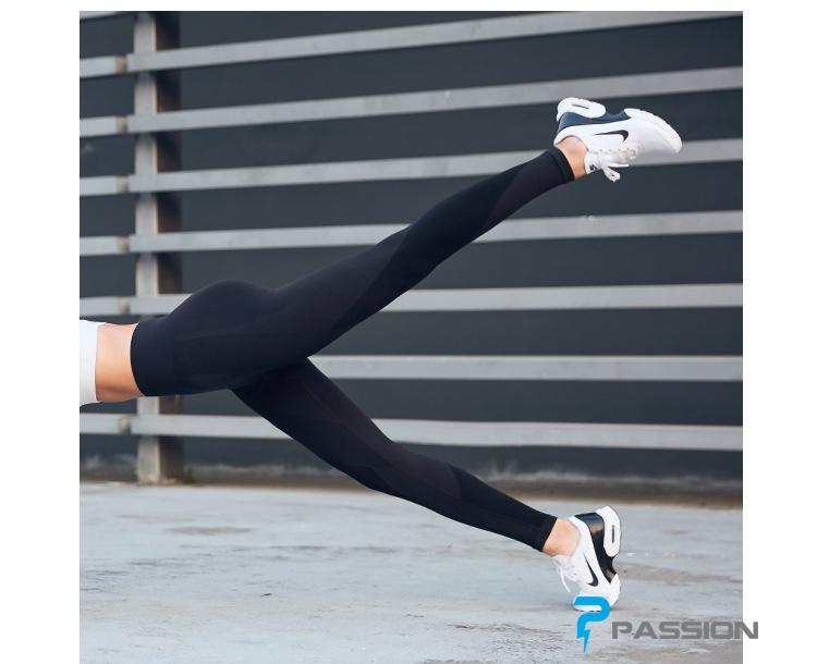 Quần tập gym nữ cao cấp G104 (màu đen)