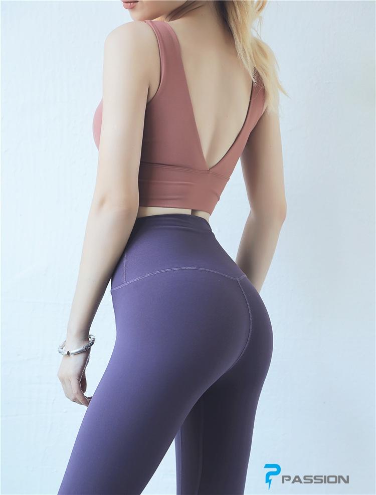 Áo thể thao Gym Yoga nữ cao cấp G114