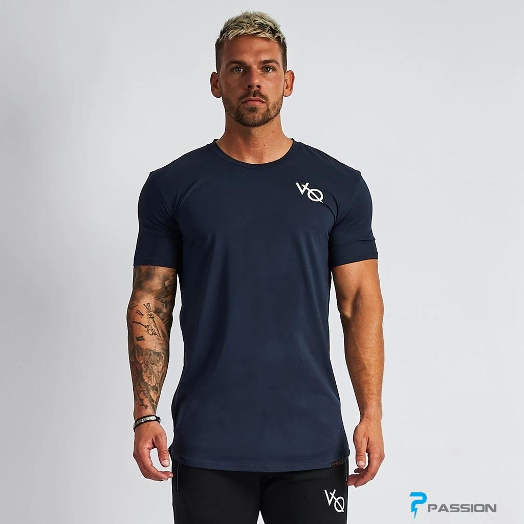 Áo Thun Body Tập Gym Nam VQ A403