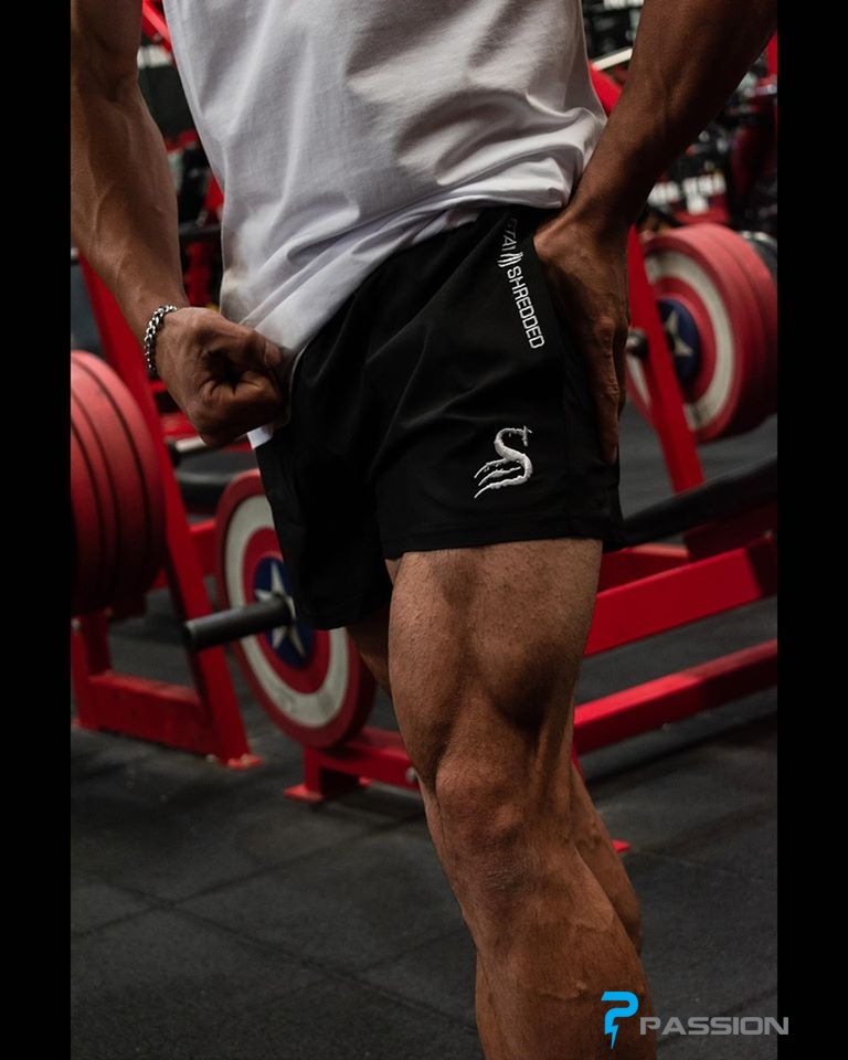 Quần Short Squat nam Stay Shredded z178