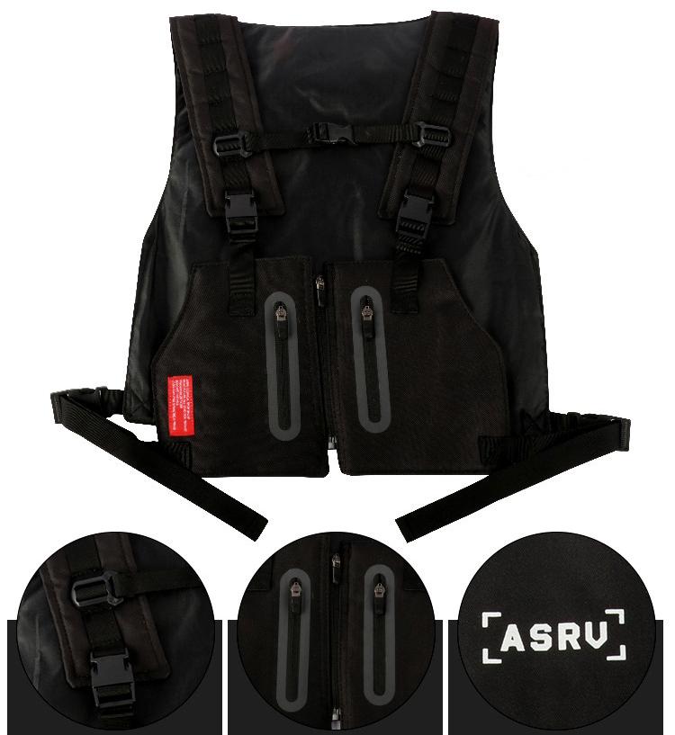 Túi đeo ngực ASRV PK65