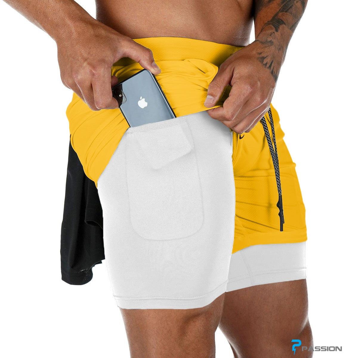 Quần squat shorts 2in1 Z172