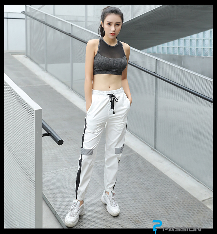 Quần jogger tập gym nữ Q01