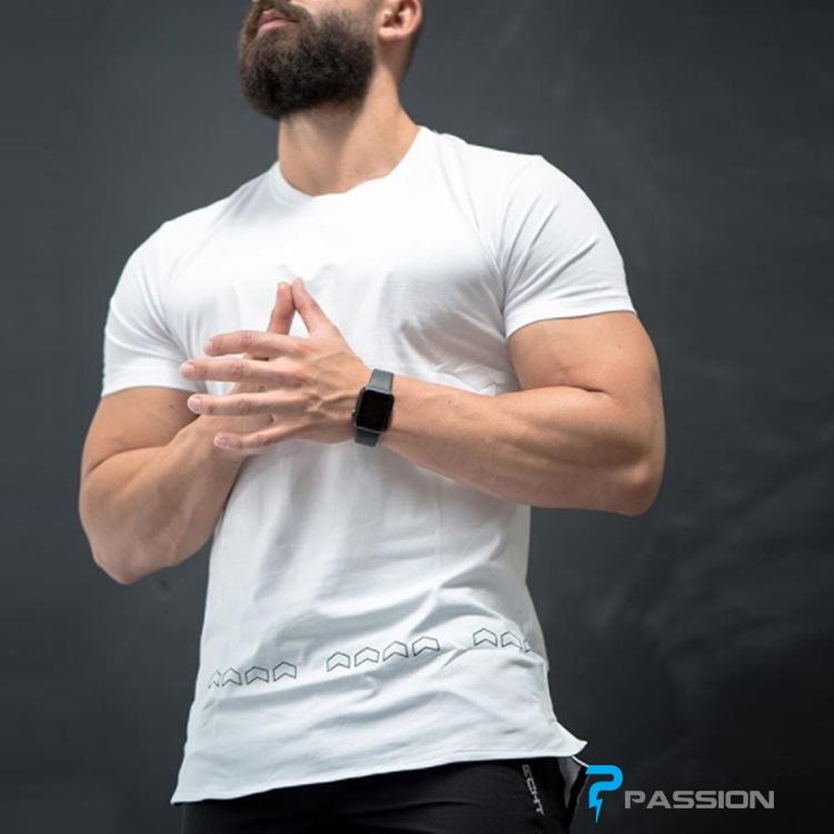 Áo body gym nam kiểu dáng mạnh mẽ A105