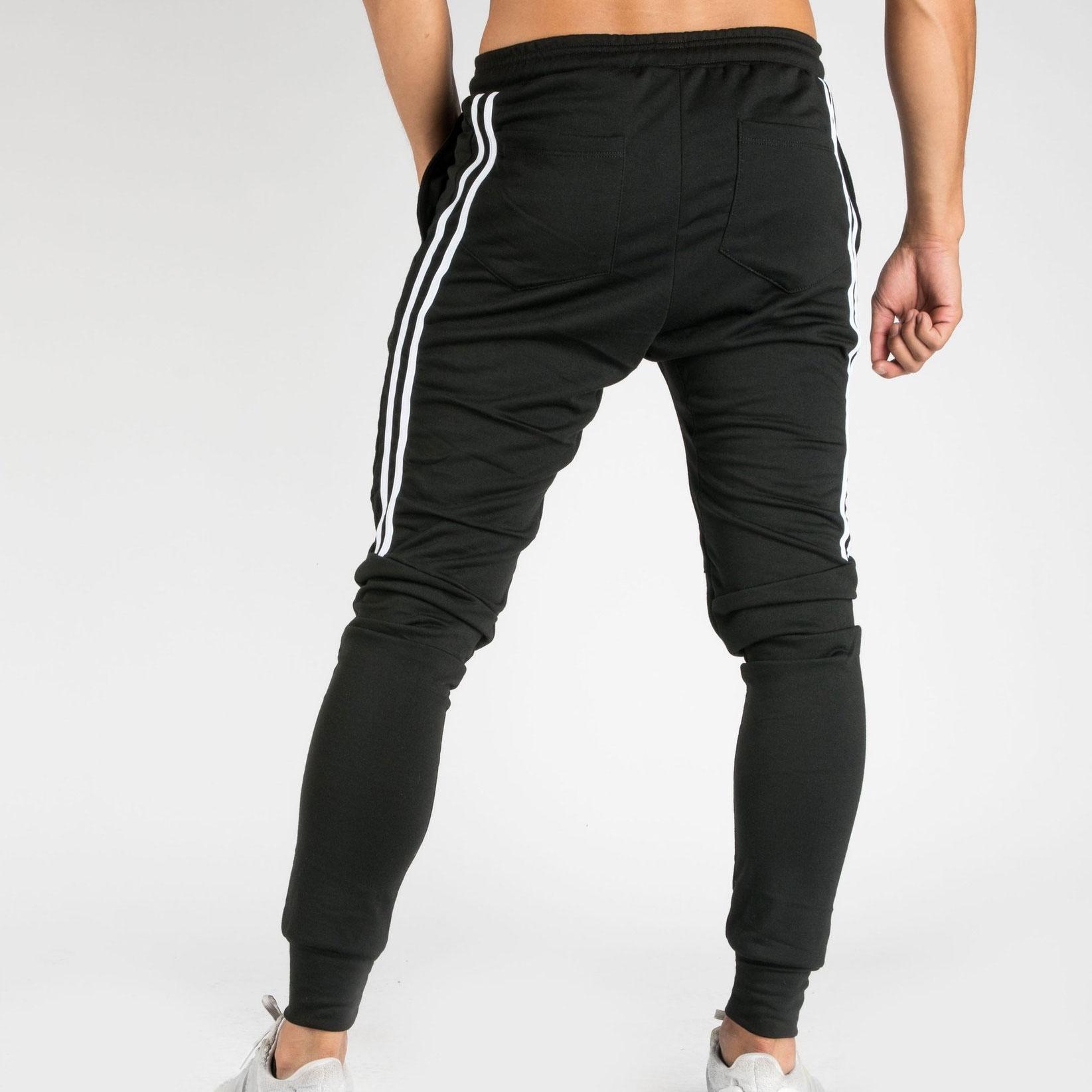 Quần jogger tập gym nam cao cấp Z102 màu đen