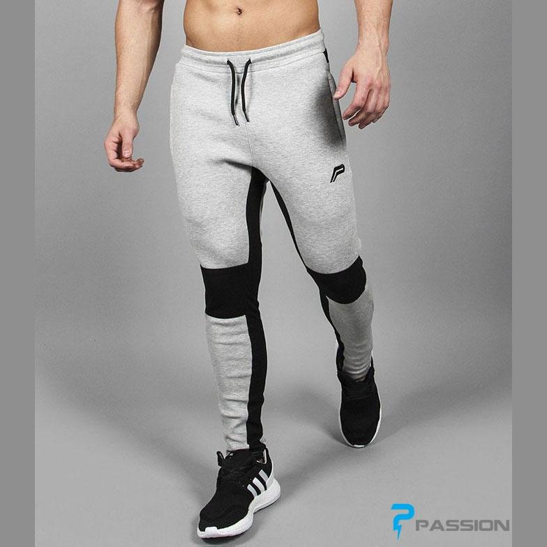 Quần tập gym nam Pursue Fitness Z36 HOT (màu trắng)