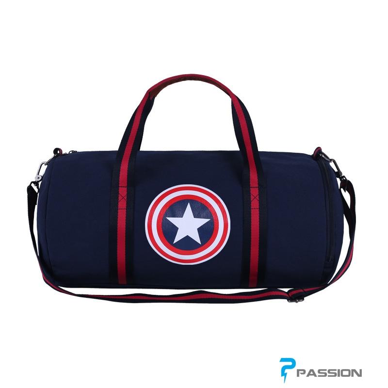 Túi đựng đồ tập gym captain america giá rẻ PK13
