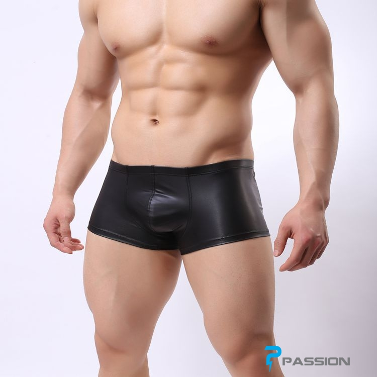 Quần lót nam boxer vải bóng sexy QL207