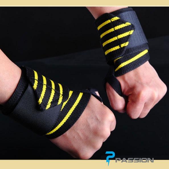 Dây quấn bảo vệ cổ tay tập gym Valeo PK08