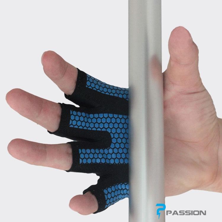 Găng tay tập gym 4 ngón siêu thoáng PK06