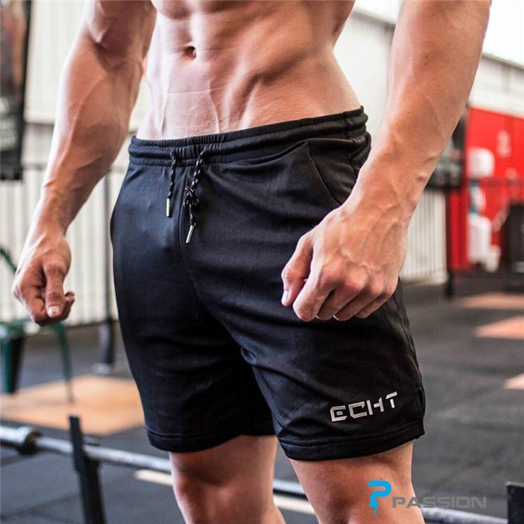 Quần đùi tập gym nam ECHT Z33