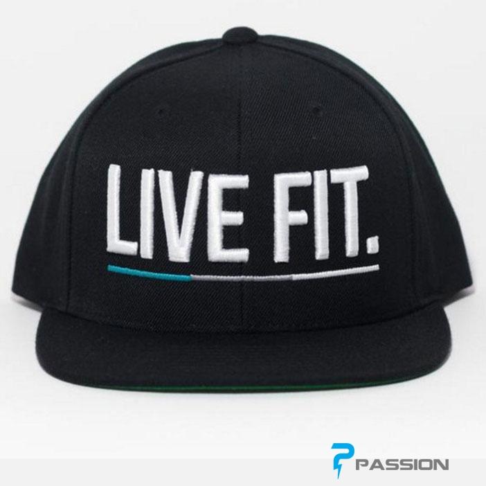 Mũ thể thao, tập gym Snapback LVFT PK41