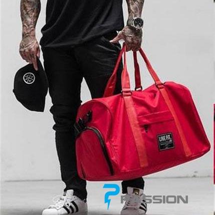 Túi tập gym Live Fit PK30 (màu đỏ)