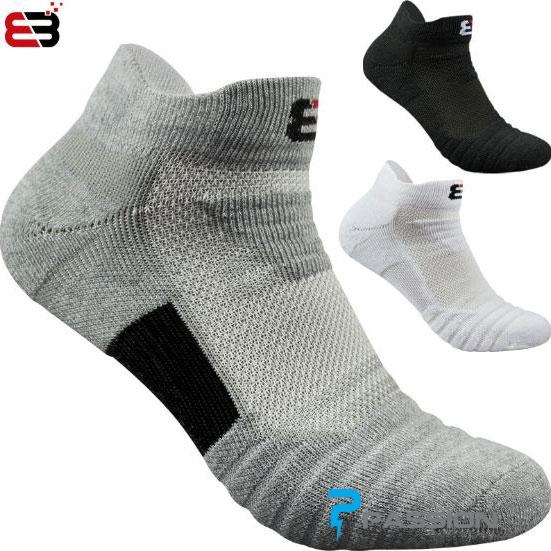 Vớ giày thể thao cao cấp lót cổ chân PK44