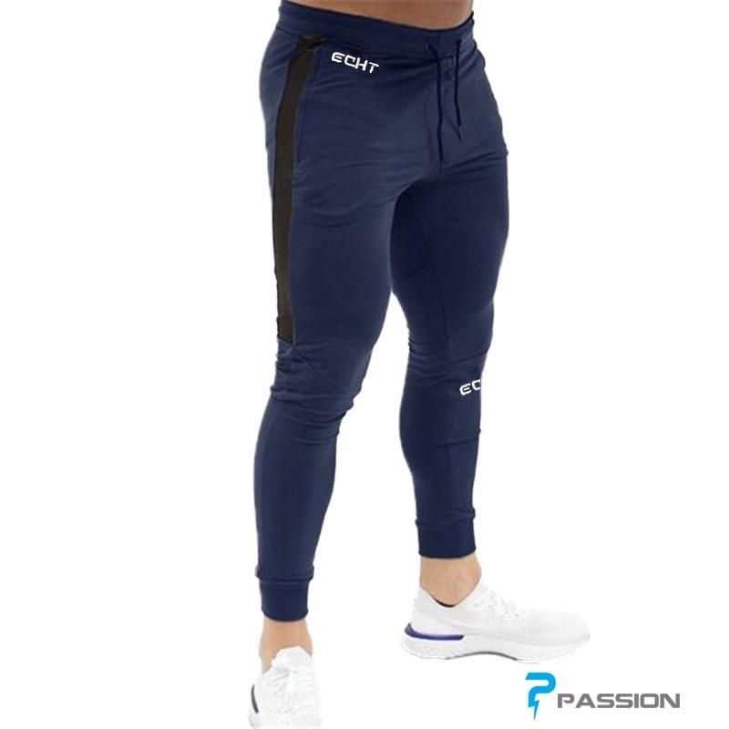 Quần tập gym Jogger ECHT z151 xanh dương