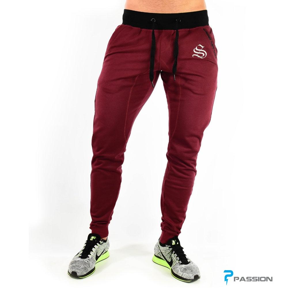 Quần tập gym Jogger Stronglift Wear z150 đỏ