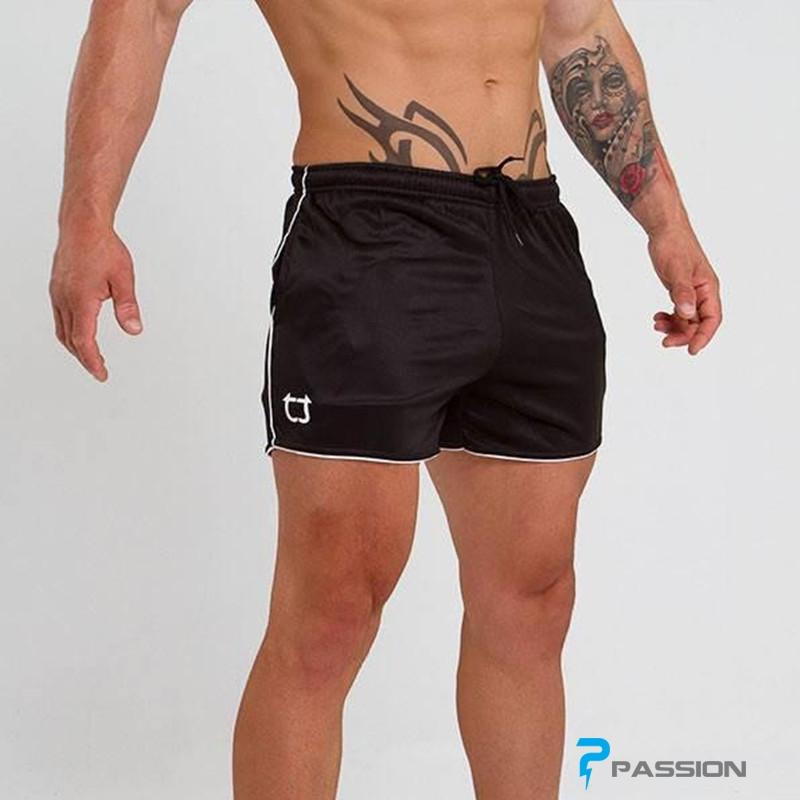 Quần tập squat nam Z144 đen