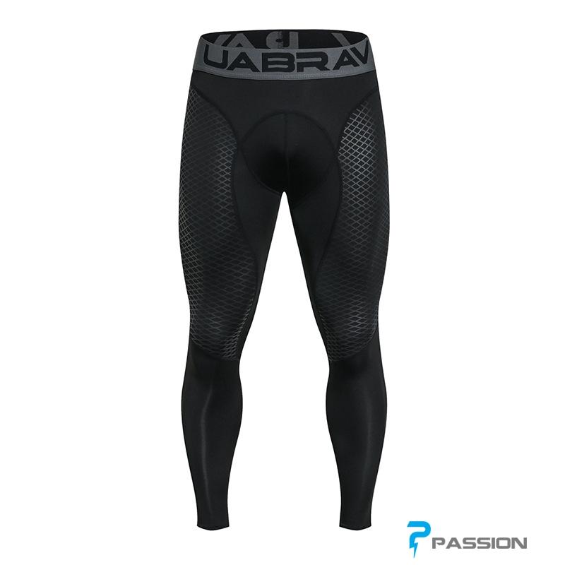 Quần legging nam Uabrav z135 (màu đen)