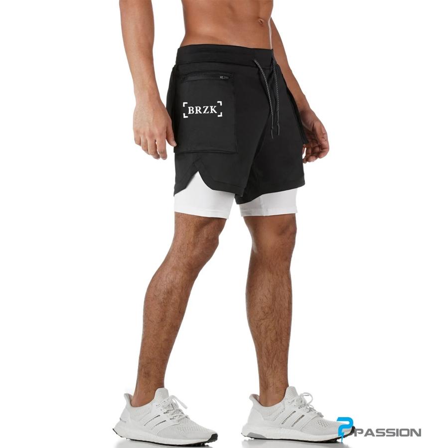 Quần squat shorts 2in1 Z166