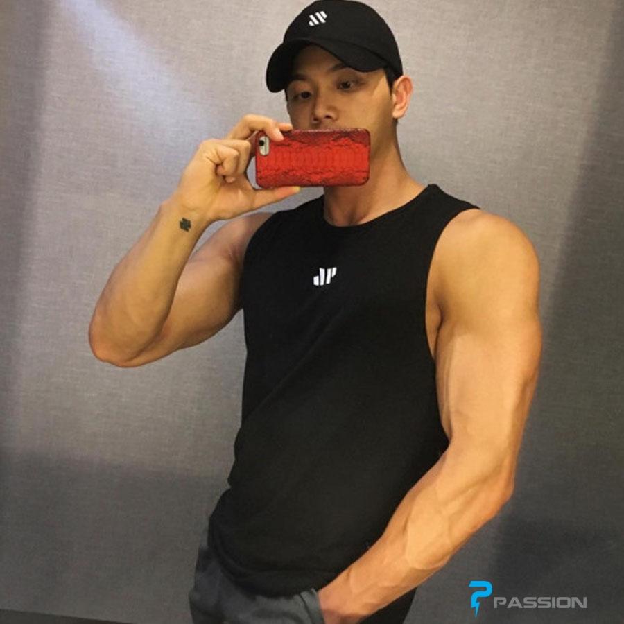 Siêu phẩm áo tanktop Muscle Tribe A378